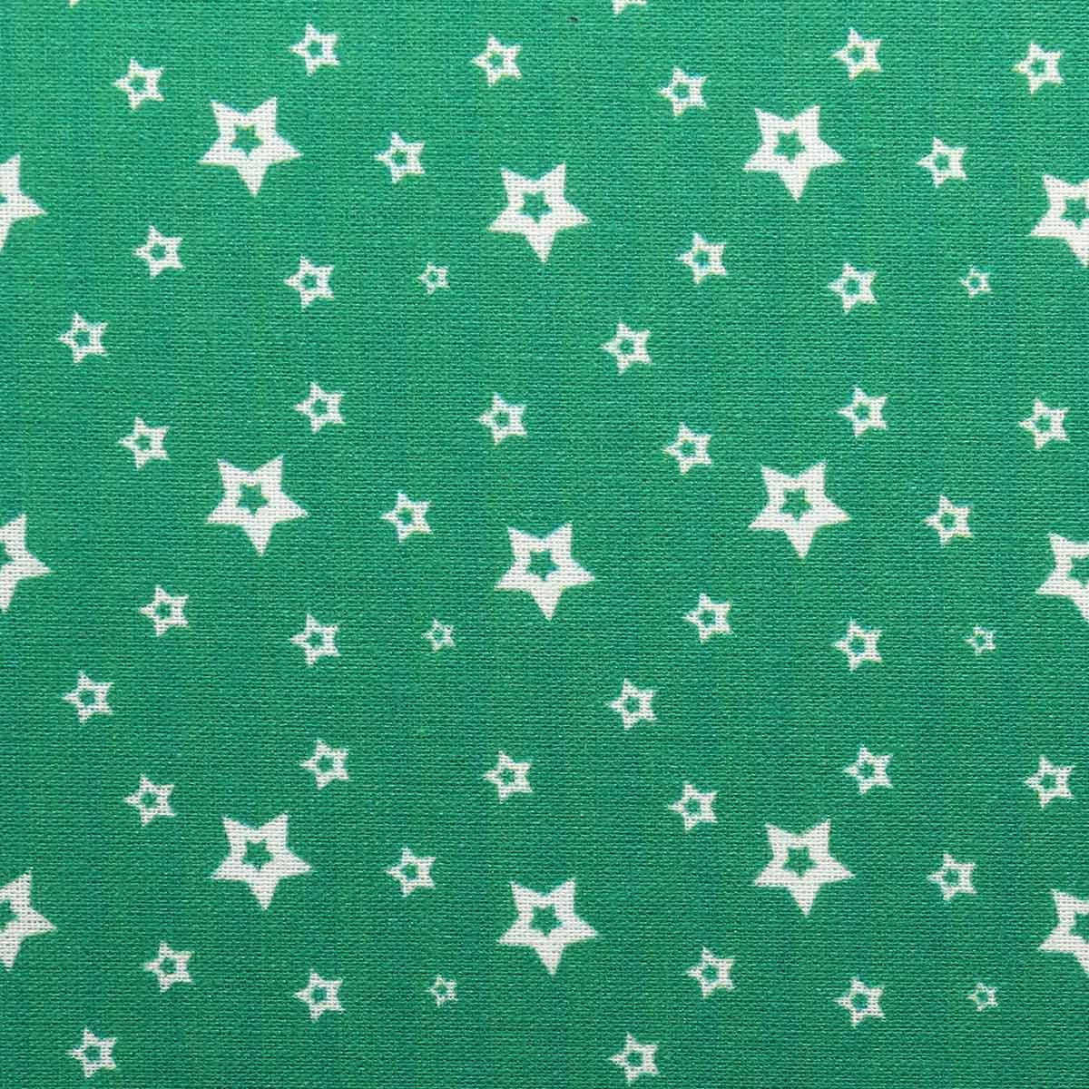 АМ575003 Ткань 'Звезды' №3, 100% хлопок, 120 г/м2, размер 48*50см