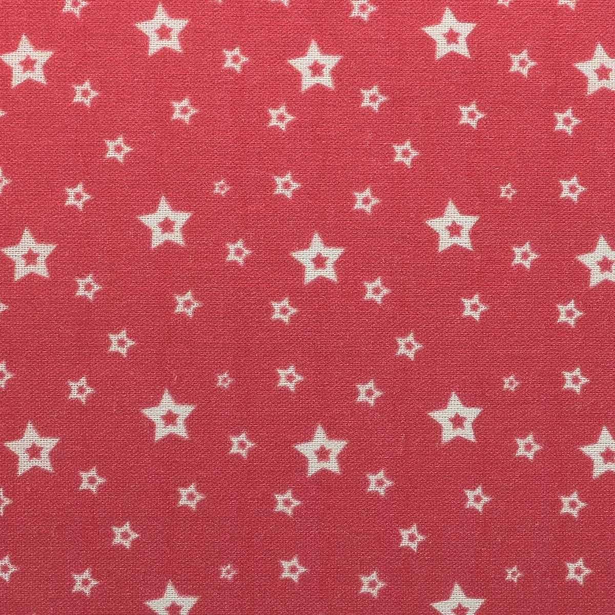 АМ575025 Ткань 'Звезды' №25, 100% хлопок, 120 г/м2, размер 48*50см