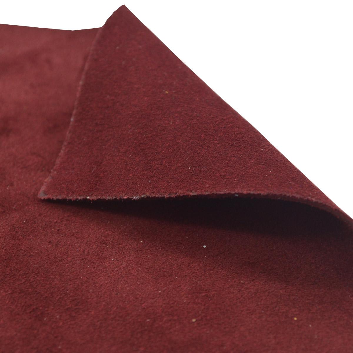 Замша натур.для шитья и рукоделия, 100% кожа, А5 (14,8*21см)