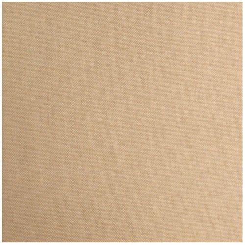 23612 Ткань однотонная 50*80см 100%полиэстер 1057-4, цв. бежевый