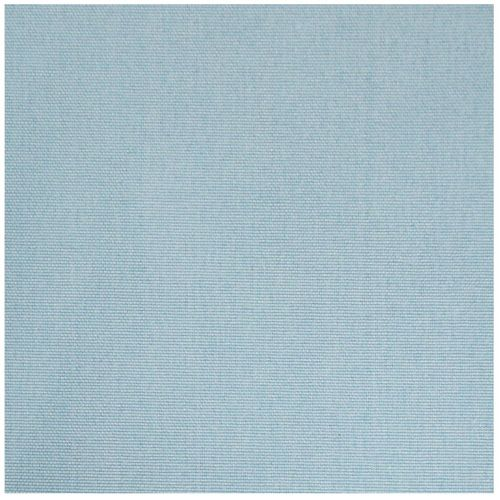 23614 Ткань однотонная 50*80см 100%полиэстер 1057-14, цв. голубой