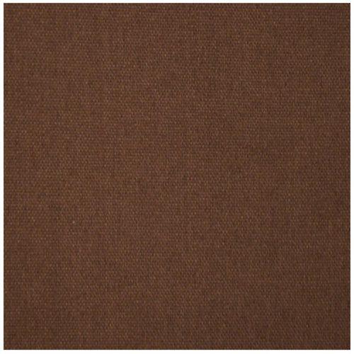 23618 Ткань однотонная 50*80см 100%полиэстер 1057-18, цв. коричневый