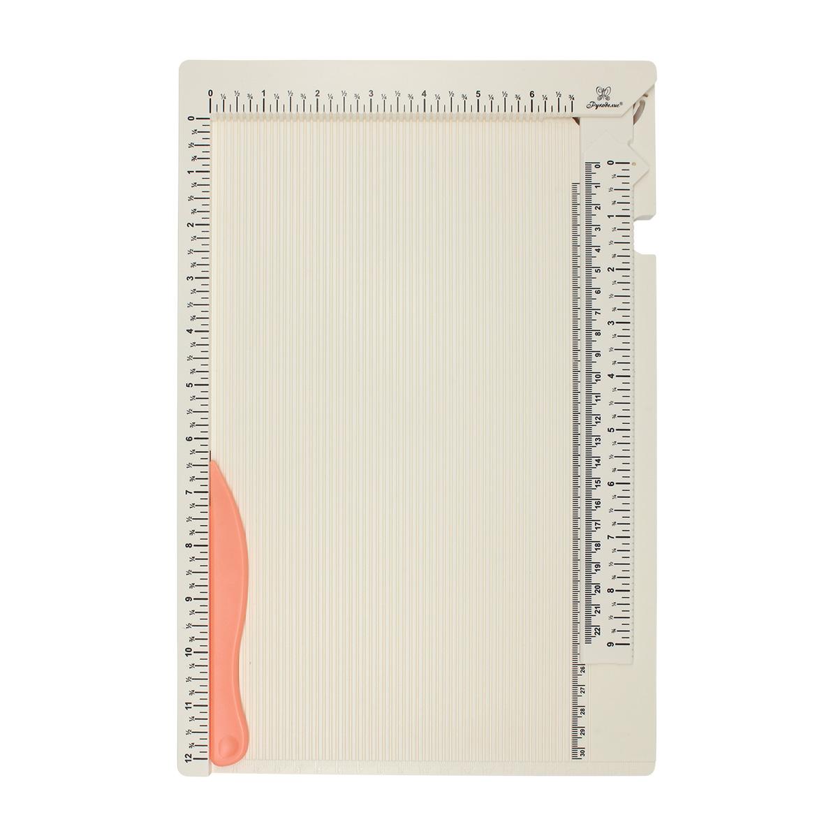 DDB-01 Доска для биговки многофункциональная 34,4*24*0,95см (Рукоделие)