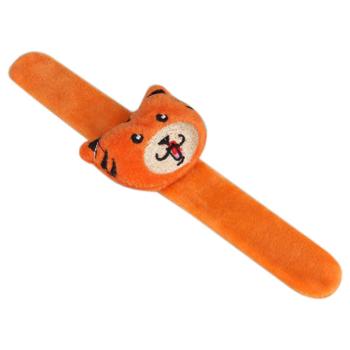 3604519 Игольница на браслете 'Тигра', цвет оранжевый
