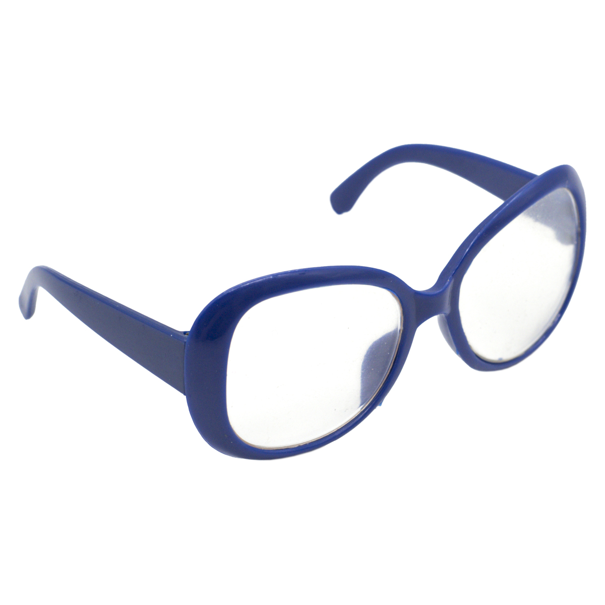 26504 Очки со стеклом, пластик, 8,5 см, 1шт