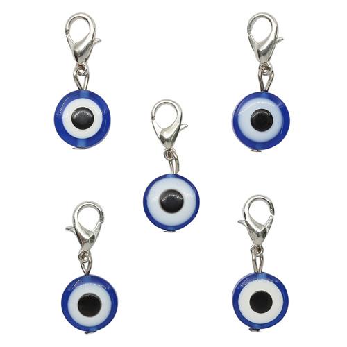 1495569 Шармик 'Оберег' глазик, цвет синий