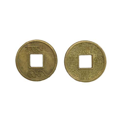ПАМ1.0.1 Подвеска - китайская монетка уп/8шт