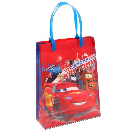 1124281 Пакет подарочный пластик'Самому крутому', 18 х23 см