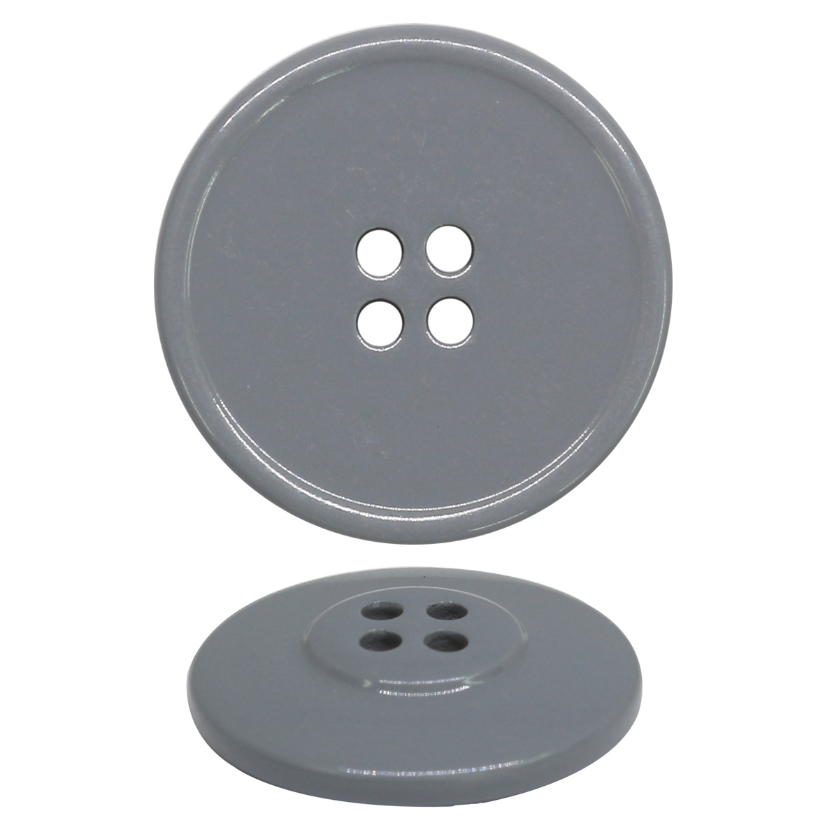 CB 3625 Пуговица 28L (07 (серый))