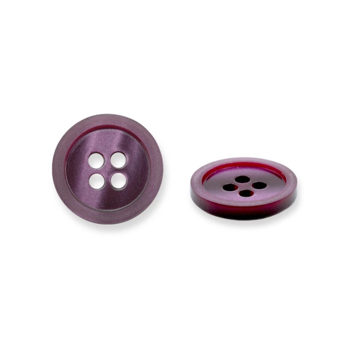 CB 3628 Пуговица 24L (07 (бордовый))