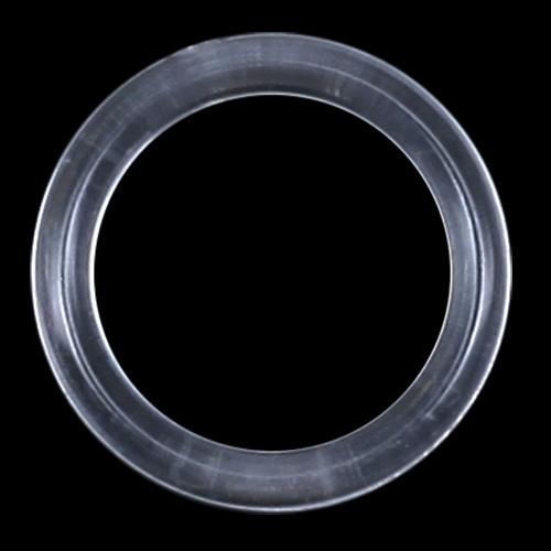 ГТ1000 Кольцо 8мм пластик, прозрачный