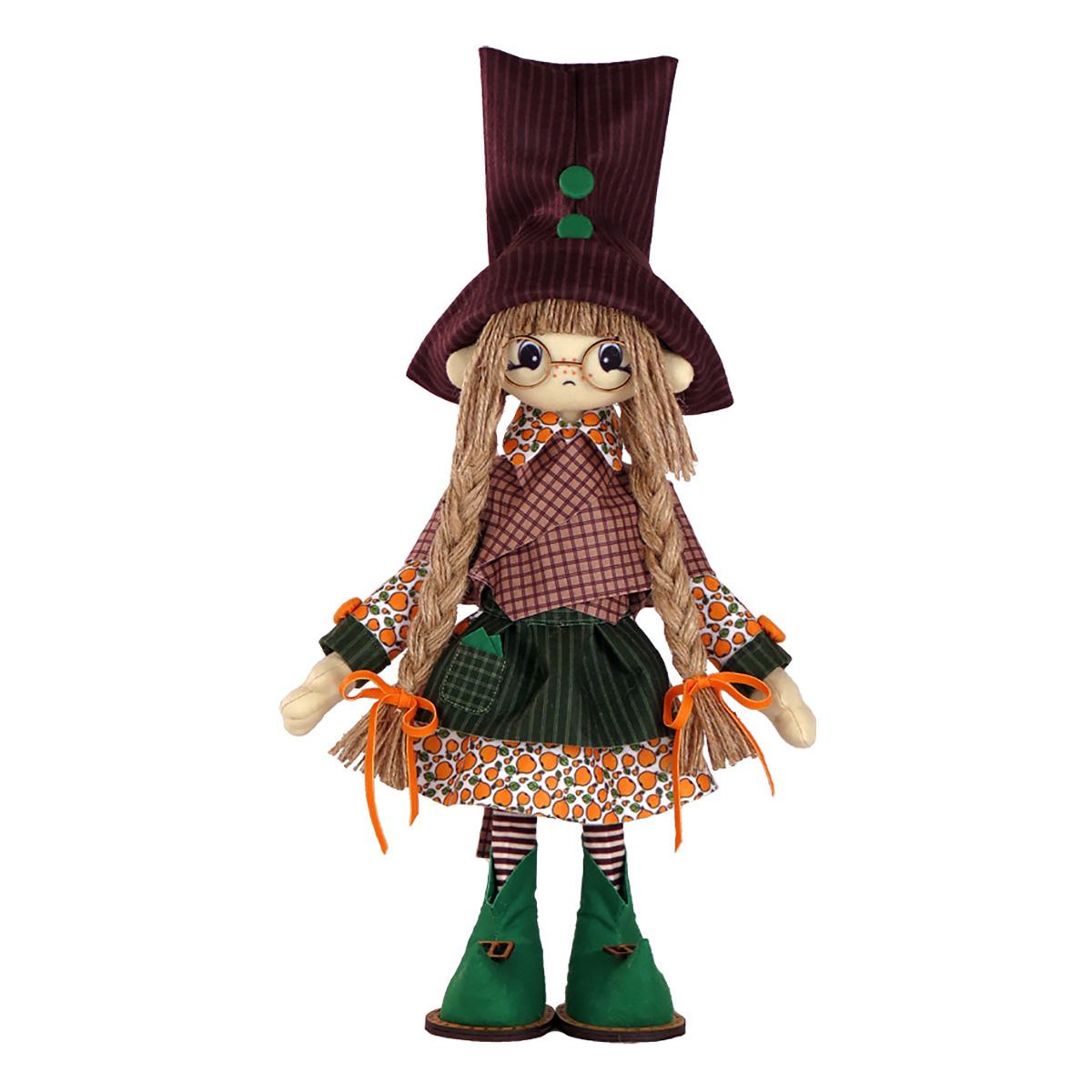 К1065 Набор для создания каркасной текстильной куклы 'Катарина' 50см