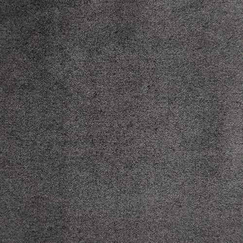 25983 Трикотаж бархат 'Элит', (80% х/б- 20 % п/э), плотный 50*50см,цв. сер.
