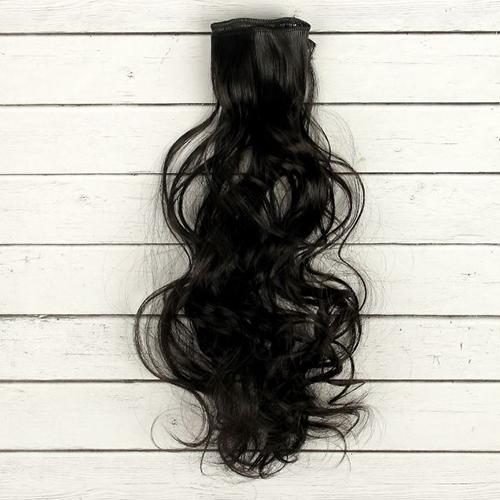 2294348 Трессы для кукол 'Кудри' длина волос 40 см, ширина 50 см, № 2В