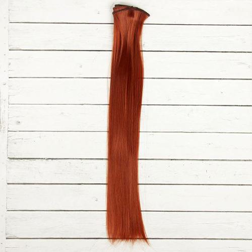 2294380 Трессы для кукол 'Прямые' длина волос 40 см, ширина 50 см, №13