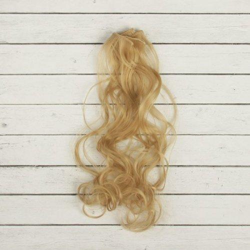 2294343 Трессы для кукол 'Кудри' длина волос 40 см, ширина 50 см, № 15