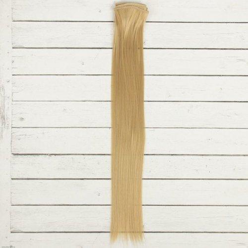 2294372 Трессы для кукол 'Прямые' длина волос 40 см, ширина 50 см, №15