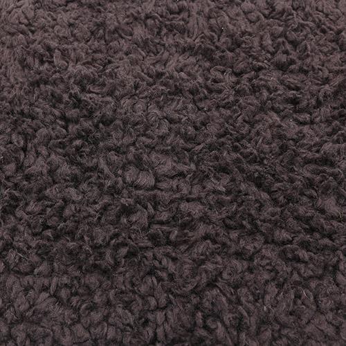 ВХПНб 4710 Мех трикотажный хлопковый, мокко темный 50*50см