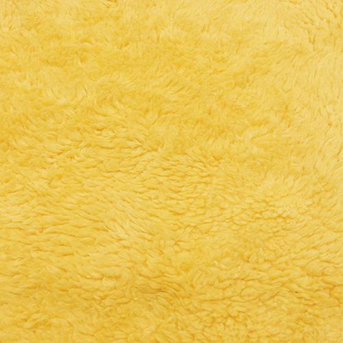 ВХП 4006 Мех трикотажный хлопковый, желтый 50*50см