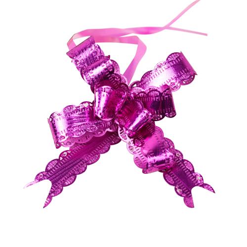 2947937 Бант-бабочка №1.8 розовый