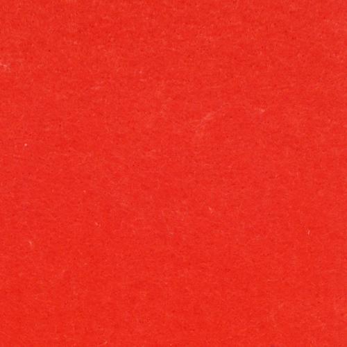 26943 Фетр жёсткий 2,0мм, 20*30см, 100% п/э, упак/2шт, красный