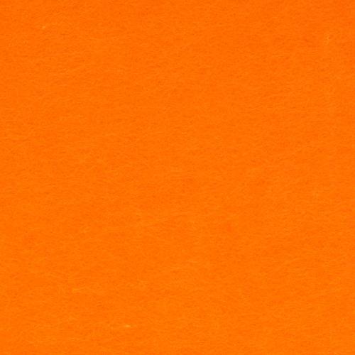 26938 Фетр жёсткий 2,0мм, 20*30см, 100% п/э, упак/2шт, оранжевый