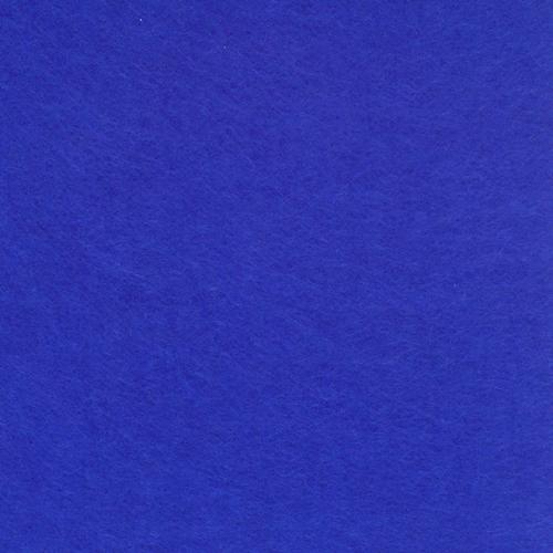 26939 Фетр жёсткий 2,0мм, 20*30см, 100% п/э, упак/2шт, синий