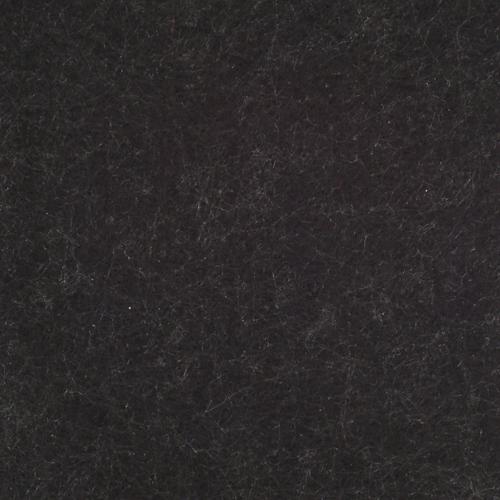 26932 Фетр жёсткий 2,0мм, 20*30см, 100% п/э, упак/2шт, чёрный