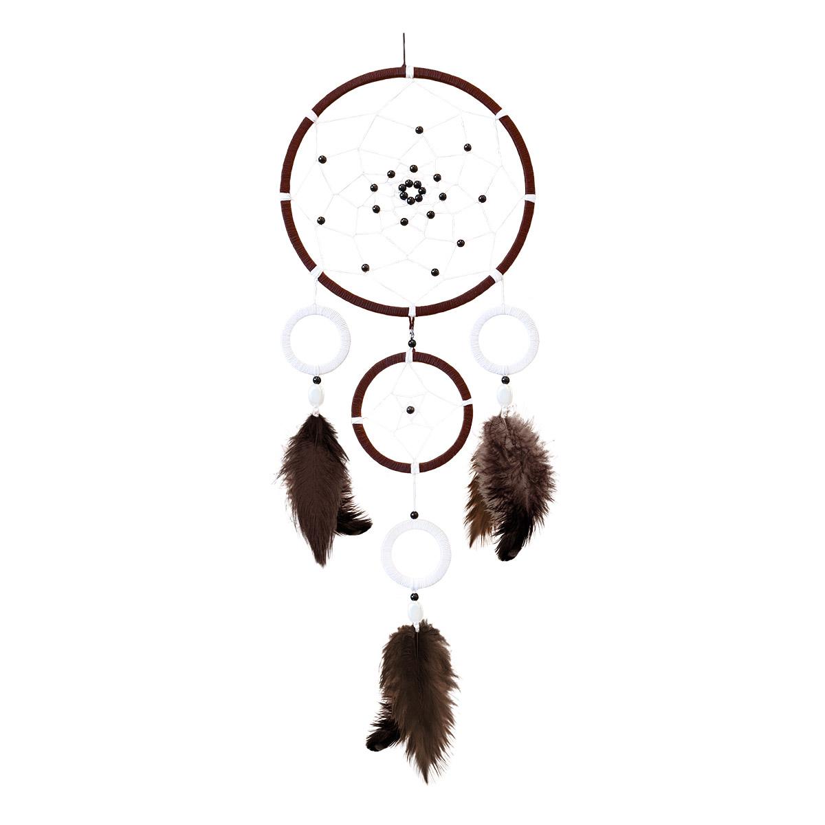 ЛС-02 Набор для творчества Созвездие 'Агат'(ловец снов)15х42,5 см