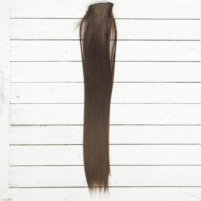 2294388 Волосы - тресс для кукол 'Прямые' длина волос 40 см, ширина 50 см, №4А