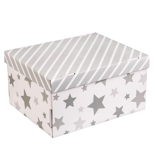 2640211 Складная коробка «Звёздные радости», 31,2*25,6*16,1 см