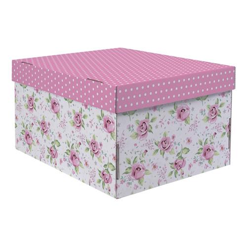 2640216 Складная коробка «Воспоминания о чудесном», 31,2*25,6*16,1 см