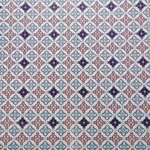 1641176 Бумага упаковочная глянцевая 'Восточный узор',70*100 см
