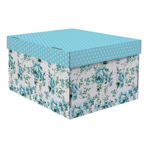 2640218 Складная коробка «Моя коробочка», 31,2*25,6*16,1 см