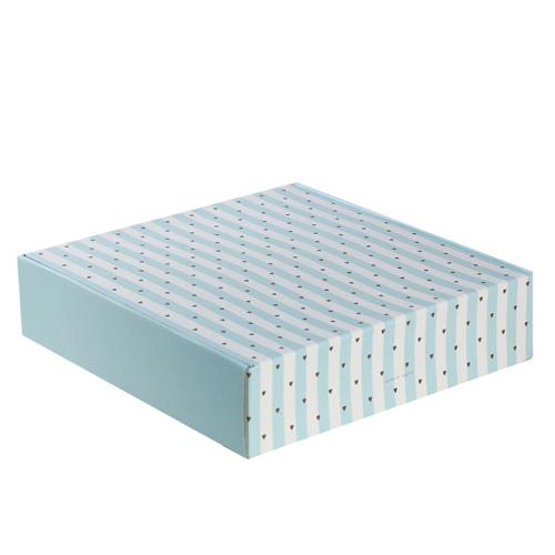 3923033 Складная коробка «Храни идеи», 34.3*34.9*8.5 см