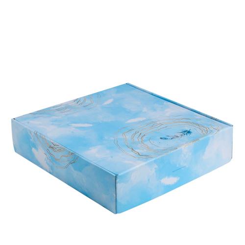 3923037 Складная коробка «Вдохновение», 34.3*34.9*8.5 см