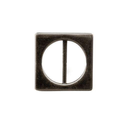 Пряжка-квадрат (пластик) 04-13622