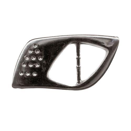 Пряжка прямоугольная (пластик) 04-13620