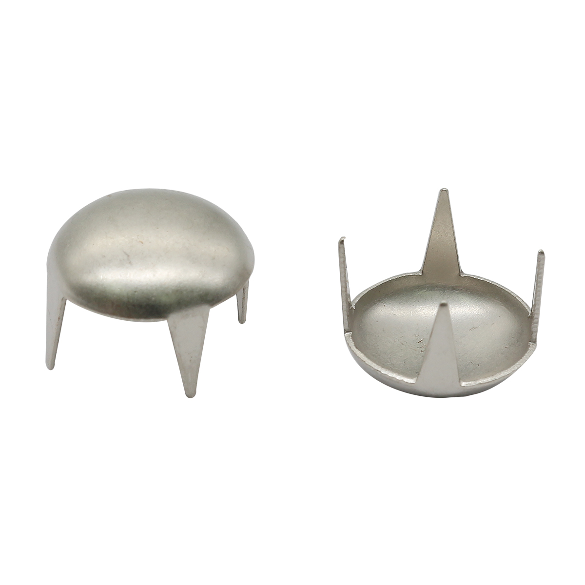 50836 Украшение д-12мм сереб. с шипами ГР