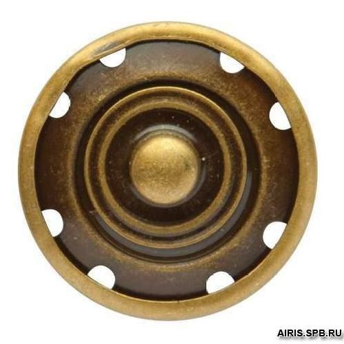 Кнопка пришивная (металл)