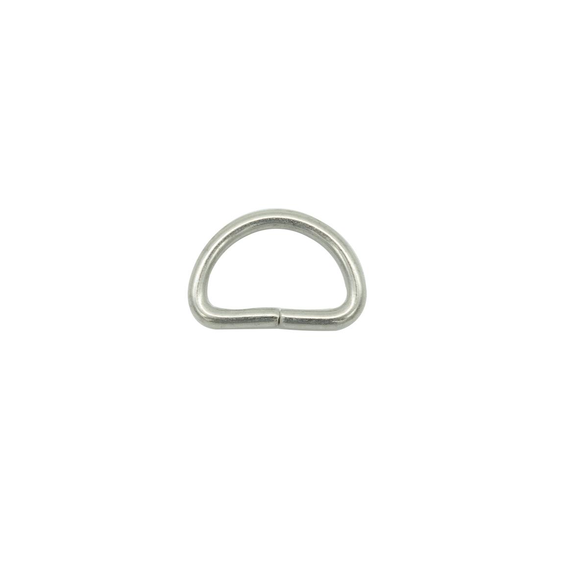6068 Полукольцо 20 серебро ГР