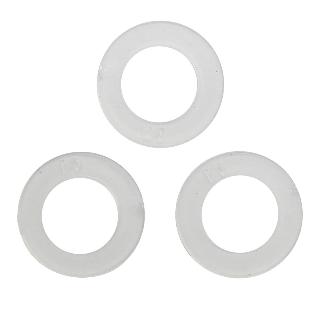 1781 Кольцо пласт. под люверс д-5мм ГР