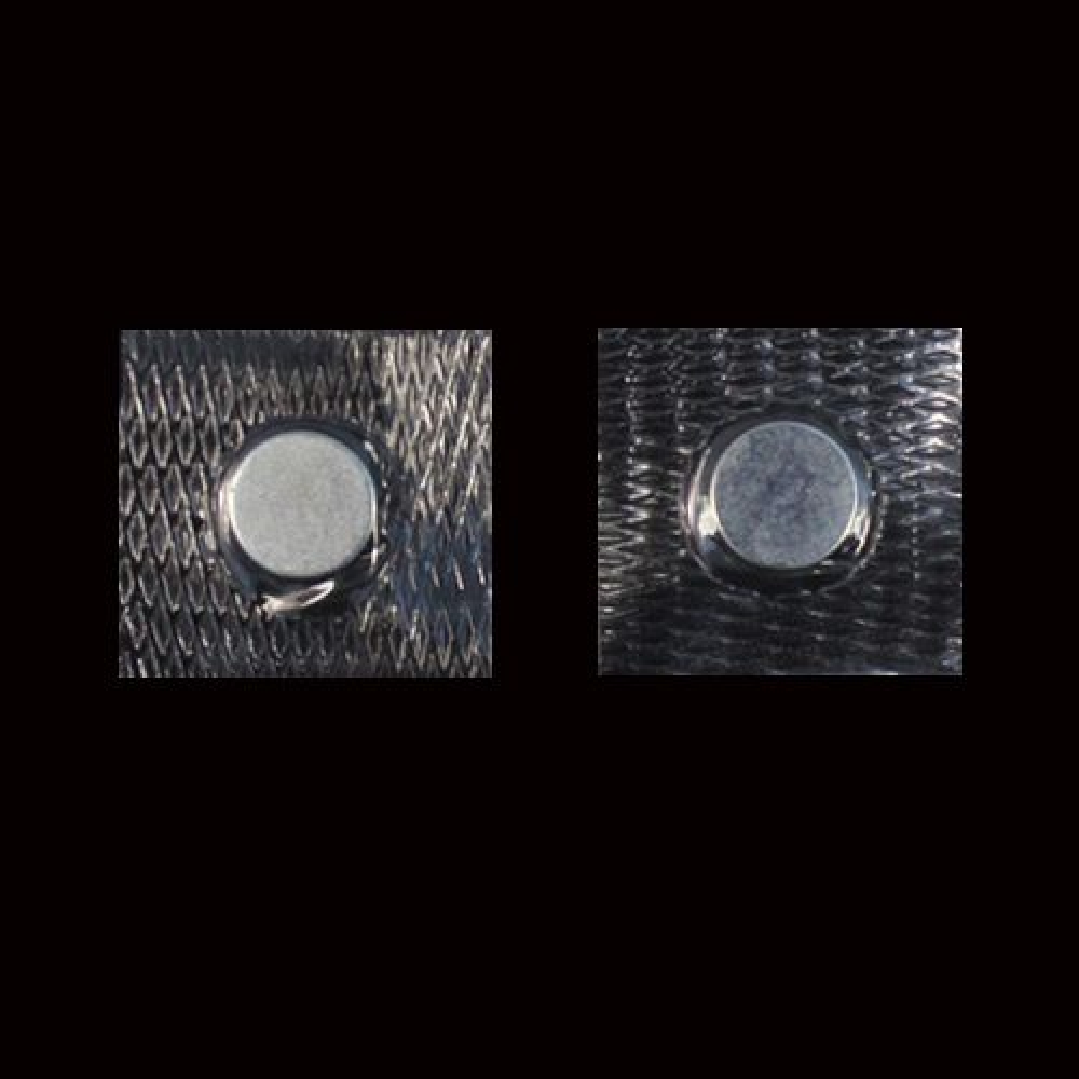 62125 Кнопка магнитная пришивн. 10мм /set комплект ГР