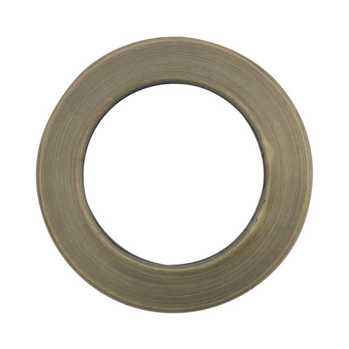 Люверс шторный, d 35 мм, коричневый, пластик 30, упак./10 шт., Cirile