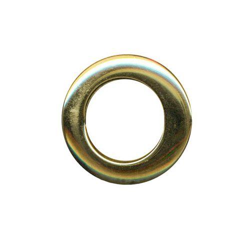 Люверс шторный, d 25 мм, золото (01), упак./10 шт., Belladonna