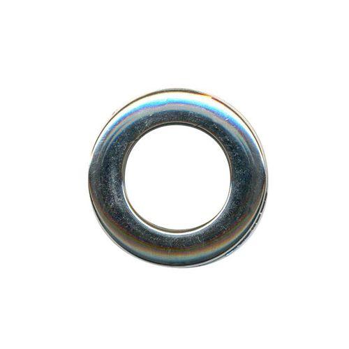 Люверс шторный, d 25 мм, никель (02), упак./10 шт., Belladonna