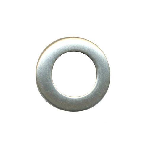 Люверс шторный, d 25 мм, бел.золото (04), упак./10 шт., Belladonna