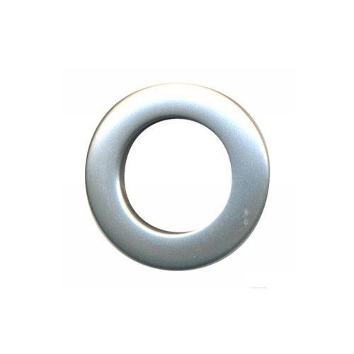 Люверс шторный, d 25 мм, мат.серебро (05), упак./10 шт., Belladonna