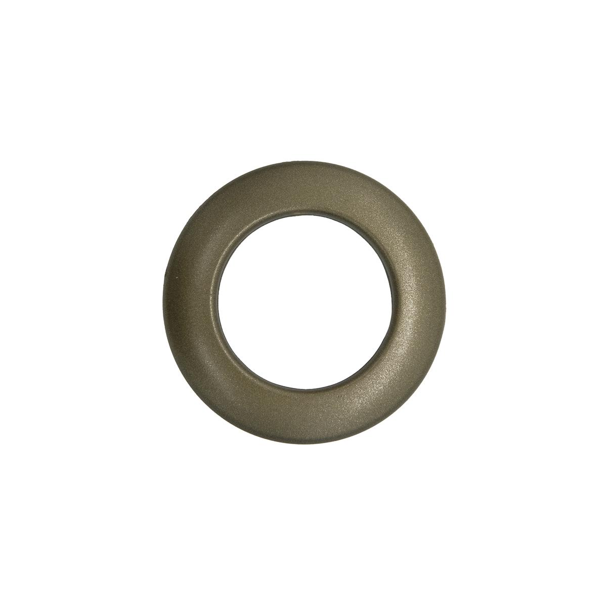 Люверс шторный, d 35 мм, латунь (10), упак./10 шт., Belladonna
