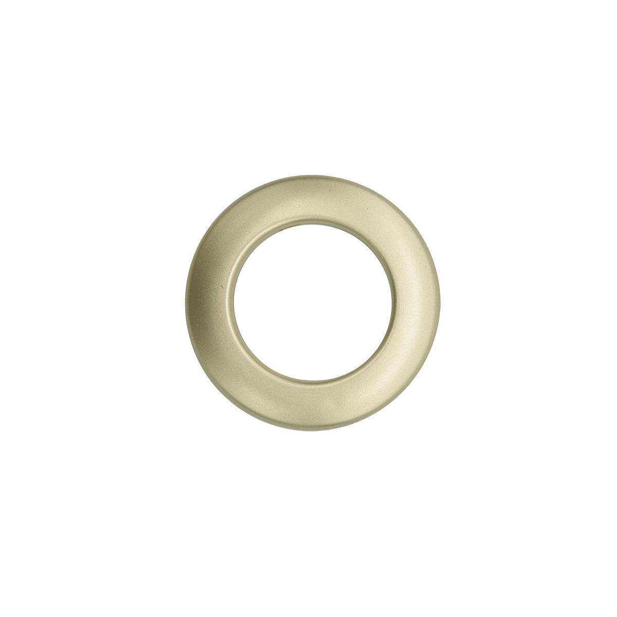 Люверс шторный, d 35 мм, мат. золото (13), упак./10 шт., Belladonna